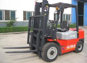 China 5 ton hydraulic diesel forklift on sale
