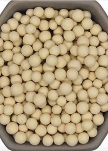 China 0.4-0.8mm 1.6-2.5mm Sphere Zeolite Molecular Sieve for Oxygen Concentrator on sale