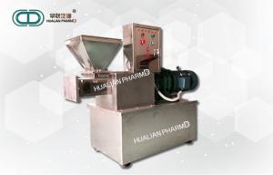 China Chemical Industry Food Pharmaceutical Granulation Equipments Double Srew Extruding on sale