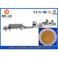380 / 220 / 440v Bread Crumbing Machine , Industrial Food Bread Crumb Maker