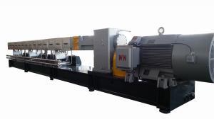 China Plastic masterbatch making machine/Filler masterbatch equioment/twin screw pelletizing line on sale