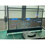 55inch OLED  backlight FREE self emission high transparency display with outstanding colors and clearence performance