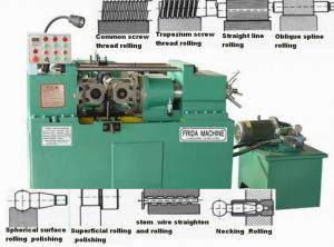 China thread rolling machine(4mm-48mm) on sale
