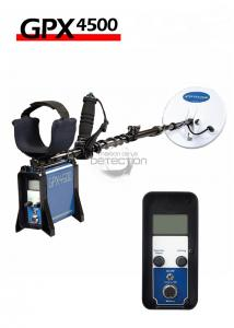 China GPX 4500 Ground gold detector on sale