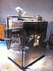 China 45/55KW EVA PP fineness powder cryogenic pulverizer machine  Liquid nitrogen grinding  100-600mesh   ultrafine grinder on sale