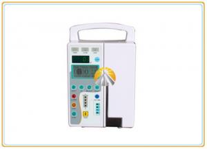 China Volumetric Syringe Infusion Pump HD LCD Screen F1AL/250V 2 PC Inside Fuse on sale