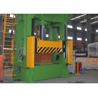 2 / 4 Uprights Type H Frame Hydraulic Press Machine 600 Ton For Plastics Moulding