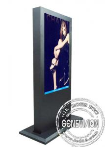 China 47 Inch Automatic Interactive Kiosk Digital Signage , A+ LCD Panel on sale