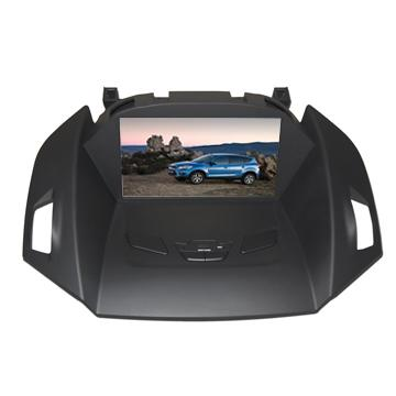 Wholesale  Din Car Radio Tv Dvd Intelligent Android System Special For Ford Kuga Built In Gps With Wifi_g Images