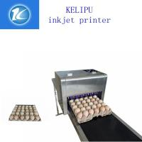China Multiple Nozzle Egg Industrial Ink Jet PrinterFor Batch /  Serial Number on sale