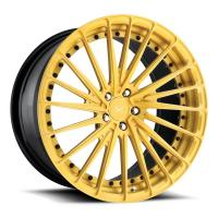 for porsche luxury car 21 22 inch gold painting alloy aluminum 3 piece forged wheels rims