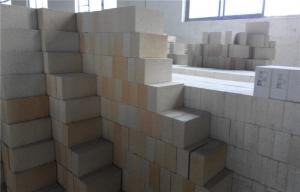 China Ceramic Industrial High Alumina Refractory Brick Light Weight Heat Resistant Bricks on sale