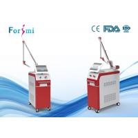 Multi-function 1500 mj long pulse q switched nd yag laser for tattoo removal machines