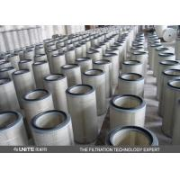 China CE certificate Glass Cartridge Filter Element For gas liquid separation on sale