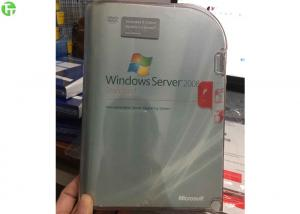 Quality Windows Server 2012 Data Center / Standard Retail Version Server 2008 R2 OEM for sale