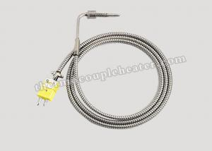 China High Accuracy K Type Thermocouple RTD / Temperature Measuring Thermocouple on sale