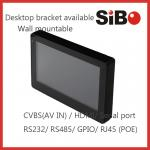 Wall Embedded Android Tablet PC With Ethernet RJ45 POE
