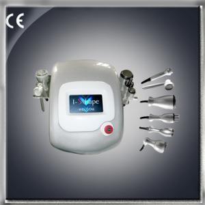 China Multifuctional 6-in-1 tripolar RF / bipolar RF fat cavitation ultrasound slimming machine on sale