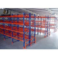 Maximum 4500kg Per Level Power Coated 2000-6500 Mm Height Racking Uprights