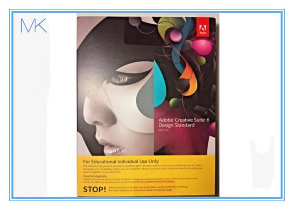 Buy Adobe CS6 Design Standard Student and Teacher Edition Cheap
