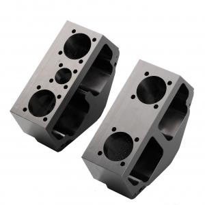 China Plastic Cnc Milling Parts , Cnc Machine Parts PPS UNILATE PSU PPSU POM Material on sale
