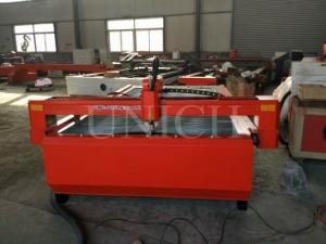 China 1300 x 2500 mm Plasma cnc cutting machine / cnc sheet metal cutting machine on sale