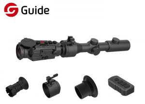 China Guide TA435 Thermal Weapon Scope Add Ons Compatible With Multiple Adapter Rings on sale