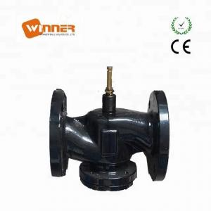 China 2 1/2 Dn 65 Inches Automatic Flow Control Valve With Flanged Connection on sale
