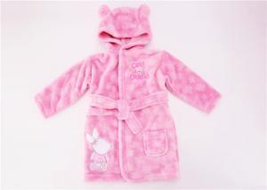 c9ecc4f2bb Quality Warm Comfortable Baby Hooded Bathrobe