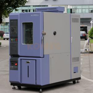 China Stainless Steel High And Low Temperature Test Chamber for Renewable Energies on sale