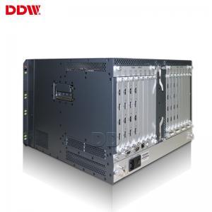 China Ultra Narrow Bezel TV Video Wall Controller , VGA HDMI DVI Input LCD Video Wall Processor Box on sale