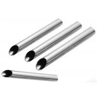 Seamless Welded Stainless Steel Round Tubing , 410 420 430 Stainless Steel Round Tube