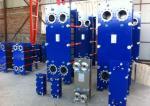 High Design Pressure Semi Welded Plate Heat Exchanger Save Energy  Easy clean