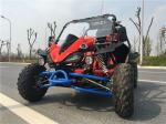 China Horizontal Single Cylinder 2 Seater Off Road Go Kart 11.1 HP With 12V 9AH Battery wholesale