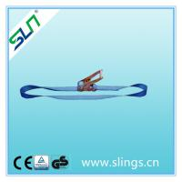 China One way Ratchet tie down / cargo lashings from HEBEI SLN SLING on sale
