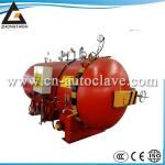 Electric Heating Rubber Roller Vulcanizing Autoclave