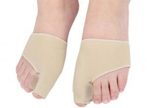 China Gel Pad Bunion Sleeves Bunion Corrector Big Toe Straightener Pain Relief Hallux Valgus Corre on sale