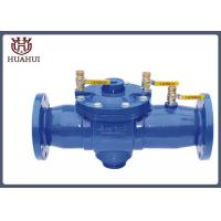 Double Flange Backflow Check Valve , Cast Iron Check Valve For Water System