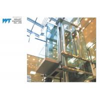 China ARD Safety Device Panoramic Glass Elevator For Power Failure Emergency Leveling on sale