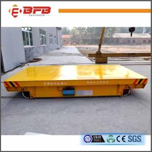 China 50T Steel Box Beam Structure Conductor Railroad Power Cart For Sale on sale