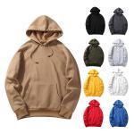 Sport Wear Pullover Oversized Cotton Sweatshirt Unisex Daily Hoodies