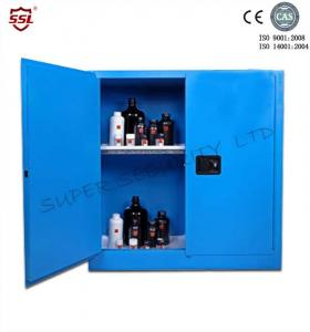 China Metal Corrosive Steel Storage Cabinet For Vitriol Or Nitric , Safety Storage Cabinet on sale