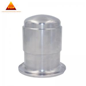 China T400 or T800 powder Metallurgy Manufacturing Corrosion Resistant Sleeve Bushing on sale