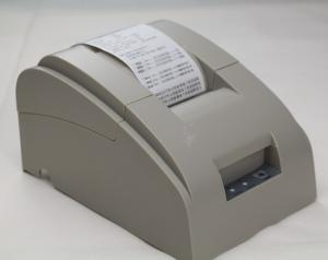 China Desktop 58mm Thermal Printer Mechanism with Win 9X / Win ME / Win 2000 System on sale