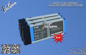 China 80% Off Black Compatible Printer Ink Cartridges Eposon Pro 4880 on sale