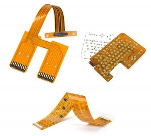 China Halogen Free FR4 6OZ HASL Flexible PCB Circuit Board on sale