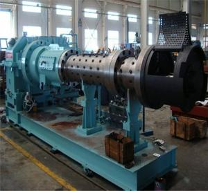 China Single Screw Transmission System​ Rubber Hose Extruder on sale