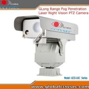China Long Range Fog Penetration Laser Night Vision PTZ Camera GCS-LRC on sale