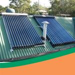 TU1 10-30 Tubes CE Certificated Solar Thermal Collector