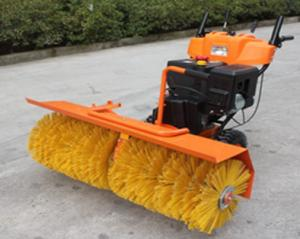 China Factory direct supply blowing type snow sweeper/snow blower for winter on sale